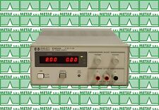 AGILENT E3614A - POWER SUPPLY 8V, 6A