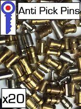 Locksmith practice anti-pick pins lock picking 1st P&P