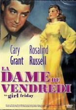 D.V.D../...LA DAME DU VENDREDI.../...CARY GRANT.......ROSALIND RUSSEL.../...NEUF