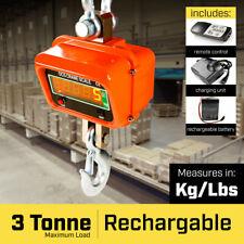 Klika CS3T 3000kg Digital Electronic Crane Scale