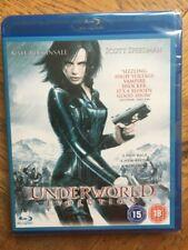 Underworld Evolution (Kate Beckinsale) - Blu Ray UK Release Sealed!