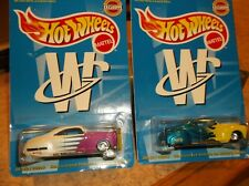 HOT WHEELS LIMITED/SPECIAL EDITION LOT OF 2, WHITES GUIDE TAIL DRAGER