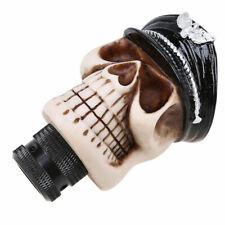 Auto Gear Knob Handles Shift Manual Shifter Shift Lever Stick Navy Skull Head
