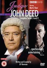 JUDGE JOHN DEED SERIES 3 AND 4 - DVD - REGION 2 UK