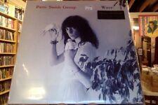 Patti Smith Wave LP sealed 180 gm vinyl reissue Music On Vinyl