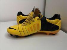 Nike CTR360 UK7 yellow football boots