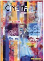 ITALIA - FOLDER 2002 - CINEMA  -  VALORE FACCIALE € 6,00 sconto 30%