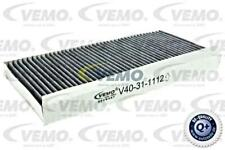 VEMO Activated Carbon Cabin Air Filter Fits FIAT OPEL SAAB VAUXHALL 9179904