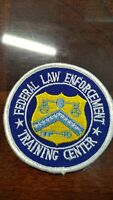 Federal Law Enforcement Training Center Police Patch