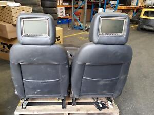 FORD FALCON FG G6E LEATHE SEAT INTERIOR KIT INC DVD HEADRESTS  05/08-10/14