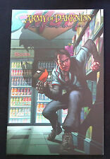 Army Of Darkness Shop Till You Drop Dynamite Comice Graphic Novel NM-