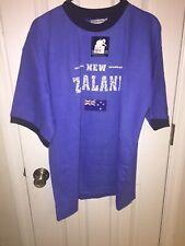 SOUVENIRS NORTHWEST CLOTHING NEW ZEALAND TSHIRT SIZE XL