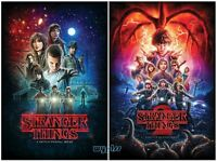 Stranger Things: The Complete Seasons 1-2 (DVD, 2017, 5-Disc Box Set) New F&S