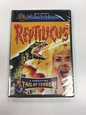 Reptilicus (DVD, 2001) BRAND NEW SEALED L@@K