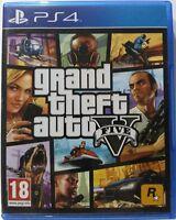 Grand Theft Auto V. GTA V. Ps4. Fisico. Pal Es