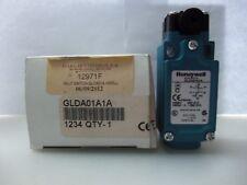 New Honeywell GLDA01A1A Micro Limit Switch W/ Lever Arm NIB