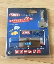Sicherheits Schlüssel mit EURO  Profilzylinder  Xp 2N 30/40 B/ SB   ABUS