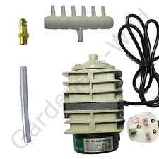 ACO308 AC45 HAILEA AIR PUMP 45L/m piston compressor hydroponic koi fish pond