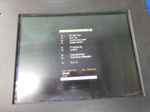 Industriemonitor RGB