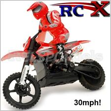 Rápido Rc Off Road Moto Motocross bike/motorcycle Radio Control Remoto 30mph