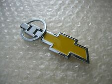 CHEVROLET Badge Emblem Keychain Key DOUBLE SIDE Ring USA Seller FAST SHIPPING