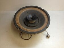"Vintage Heathkit AS173 12"" Speaker w/ Dial Has Cone Perforation"