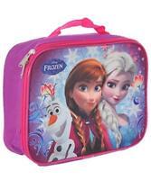 "Disney Frozen ""Blue Eyes"" Insulated Lunchbox - purple/multi, one size - NWT"