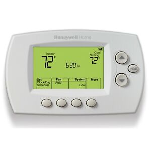 Honeywell Wi-Fi Smart Thermostat RTH6580WF 7-Day