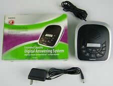 RADIO SHACK Digital Answering System Machine- Extended Memory 43-3829- Excellent