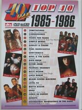 TOP 40 - 1985-1986 - DVD & CD