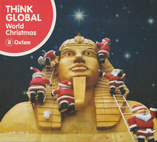 Think Global Oxfam World Christmas CD 2007 Various Artists EU Sealed