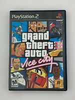Grand Theft Auto: Vice City - Playstation 2 PS2 Game - Tested