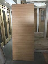 "Zebrano Flush Internal Interior Door 30""x78""x35mm XL JOINERY"