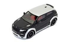 "Land Range Rover despertar ""hamann"" 2012 negro coche modelo 1 43 Premium X"