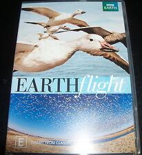Earth Flight BBC Earth (Aust Region 4) DVD - Like  New