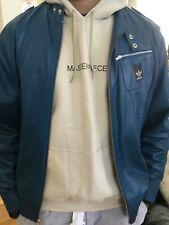 Gorgeous Vespa Adidas Mens lamb leather jacket, NWOT, size L-XL