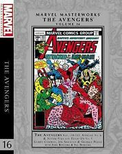 Marvel Masterworks - AVENGERS VOL 16 HC Jim Shooter, Gerry Conway, George Perez