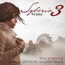 Inon Zur - Syberia 3: (Original Soundtrack) [New Vinyl LP] Black