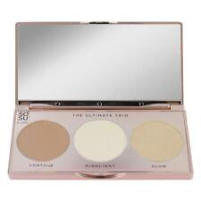 SOSU The Ultimate Trio Contour Palette Highlighter Face Powder Matte Bronzer