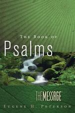 The Message the Book of Psalms (2012, Paperback)