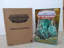 Motu Classic Spirit of Gryskull (Matty exclusive) chase figure