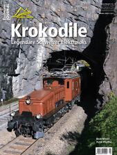 Eisenbahn Journal - Krokodile - Bahnen + Berge 2-2017