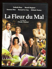 LA FLEUR DU MAL  Claude CHABROL  Nathalie BAYE / Benoit MAGIMEL  2 DVD ZONE 2