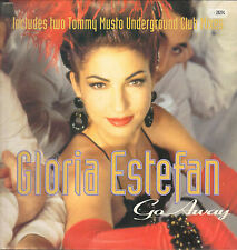 GLORIA ESTEFAN - Go Away - Epic dance