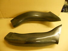 SUZUKI GSXR 600 750 K1 K2 K3 REAL CARBON INTAKE TUBES PIPES DUCTS £99.99