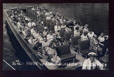 Denmark Havne og Kanalrundfarten RP PPC 1959