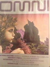 OMNI Magazine The Mind Machine July 1979 102317nonrh
