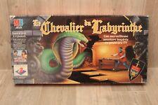 Jeu de société vintage Le chevalier du labyrinthe 1990 - MB Jeux