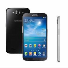 Noir Unlocked Samsung Galaxy Mega 5.8 GT-I9152 8GB Dual SIM Androïde Téléphone