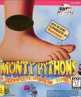 MONTY PYTHON'S COMPLETE WASTE OF TIME +1Clk Macintosh Mac OSX Install